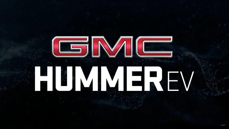 GMC's Latest Teaser Video Gives Us a Decent Look at the Hummer EV