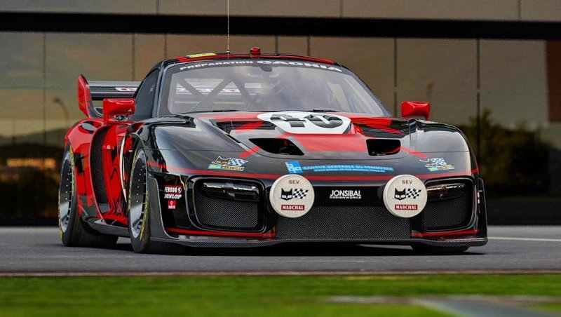 Here's One Good Way to Dress Up the New Porsche 935 - image 925181