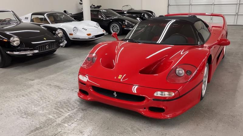 Here's What Made the Ferrari F50 So Intricate
