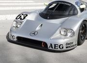 Hold Onto Your Jaws: A Sauber Mercedes C9 Has Hit The Market - image 923059