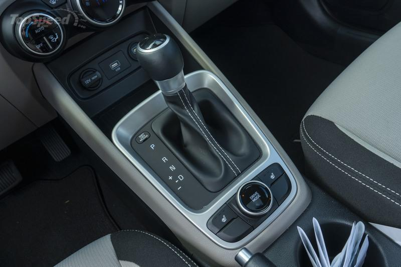 2020 Hyundai Venue - Driven Interior - image 924217