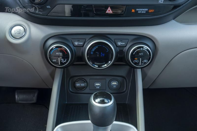 2020 Hyundai Venue - Driven Interior - image 924218