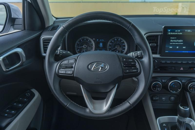 2020 Hyundai Venue - Driven Interior - image 924220