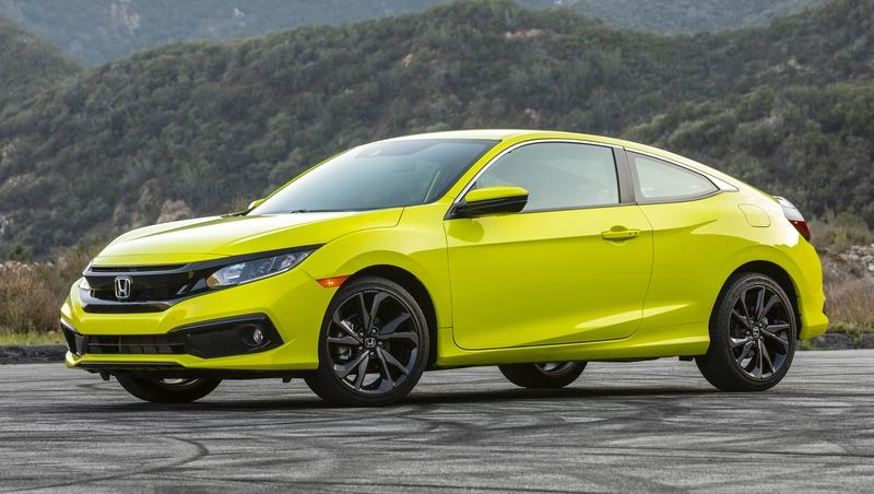 If You Want a New Honda Civic Coupe, You Need To Move Quick