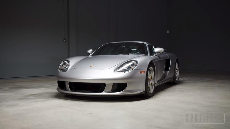 Jason Cammisa's Review of the Porsche Carrera GT Exposes its Race-Bred Naughty Nature