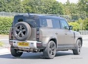 There's a Good Chance That This Land Rover Defender Is Testing a New V-8 - image 922752