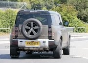 There's a Good Chance That This Land Rover Defender Is Testing a New V-8 - image 922740