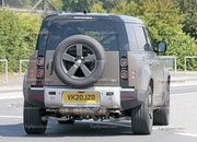There's a Good Chance That This Land Rover Defender Is Testing a New V-8 - image 922741
