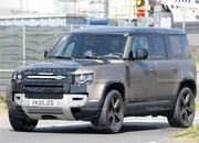 There's a Good Chance That This Land Rover Defender Is Testing a New V-8 - image 922743