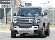 There's a Good Chance That This Land Rover Defender Is Testing a New V-8 - image 922744
