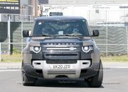 There's a Good Chance That This Land Rover Defender Is Testing a New V-8 - image 922745