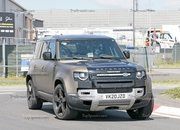 There's a Good Chance That This Land Rover Defender Is Testing a New V-8 - image 922746