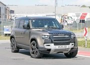 There's a Good Chance That This Land Rover Defender Is Testing a New V-8 - image 922747