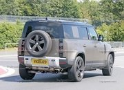 There's a Good Chance That This Land Rover Defender Is Testing a New V-8 - image 922739