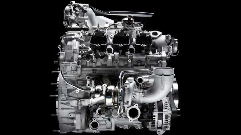"Maserati's ""Brand-New"" V-6 Engine Is Actually Based on a Ferrari V-8 - image 917529"