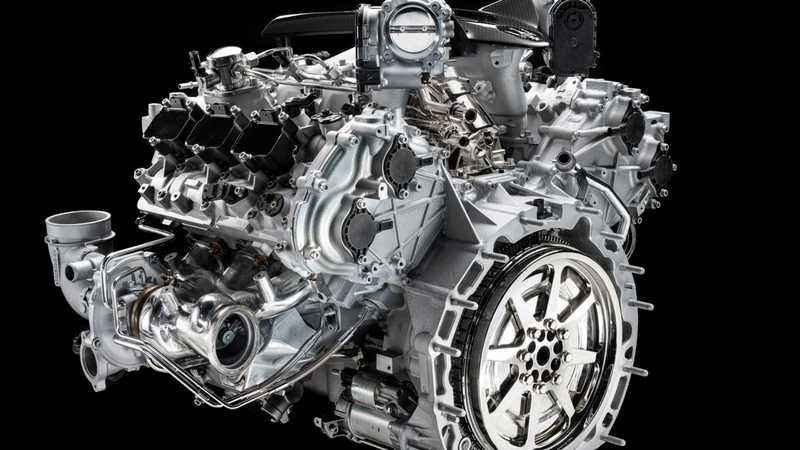 "Maserati's ""Brand-New"" V-6 Engine Is Actually Based on a Ferrari V-8 - image 917531"