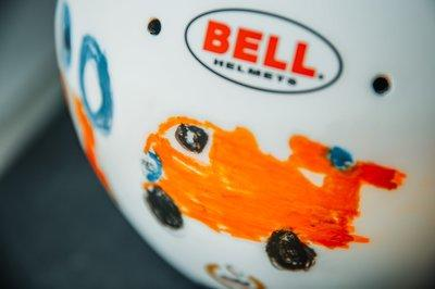 McLaren Star Lando Norris WIll Rock A Helmet Designed By A Six-Year-Old At Silverstone