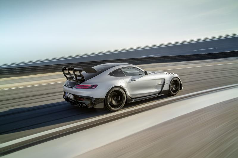 Mercedes-AMG GT Black Series Arrives With The Most Powerful Engine From AMG