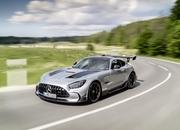 Mercedes-AMG GT Black Series Arrives With The Most Powerful Engine From AMG - image 920309