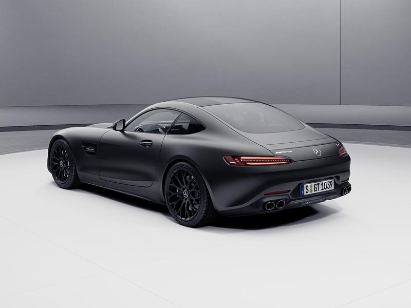 Mercedes Just Gave the AMG GT More Power as the GT S Trim is Discontinued