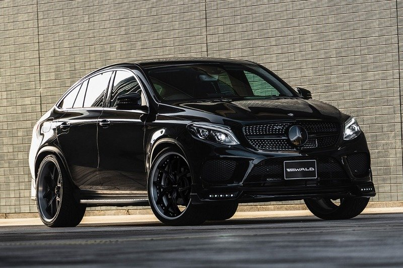 2020 Mercedes GLE Sports Line Coupe by Wald International