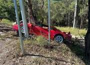 Need Reasons To Weep? Look At This Ferrari F40 That Someone Crashed - image 922011