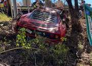 Need Reasons To Weep? Look At This Ferrari F40 That Someone Crashed - image 922012