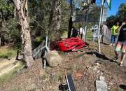 Need Reasons To Weep? Look At This Ferrari F40 That Someone Crashed - image 922010
