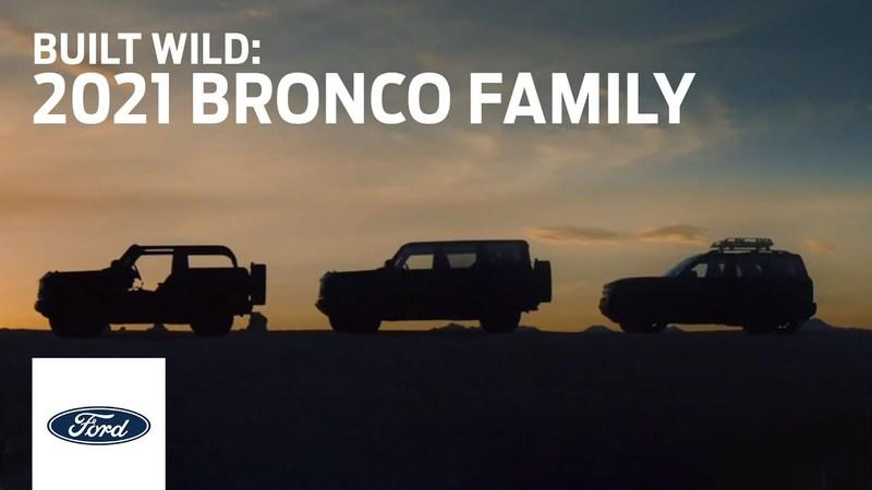 New Ford Video Gives Us Our Best Look Yet at the Bronco