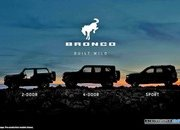 New Leaked Image Shows Us What the 2021 Ford Bronco Looks Like With Its Top Off - image 917388