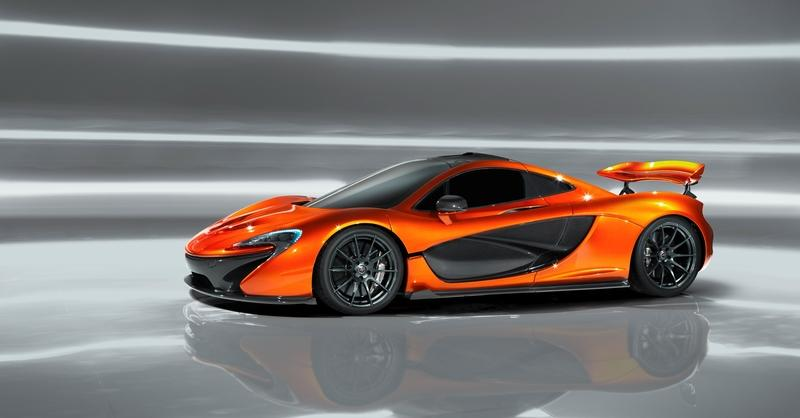 Frank Stephenson Explains How The World's Fastest Animals Helped Shape The McLaren P1