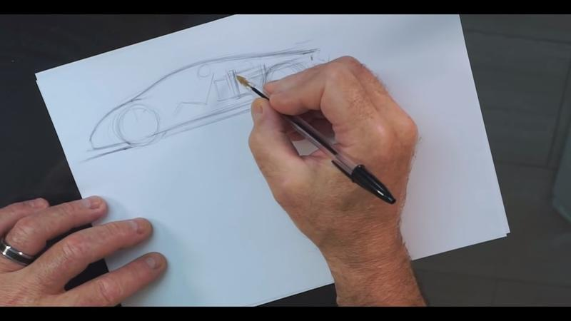 Frank Stephenson Explains How The World's Fastest Animals Helped Shape The McLaren P1 - image 925850