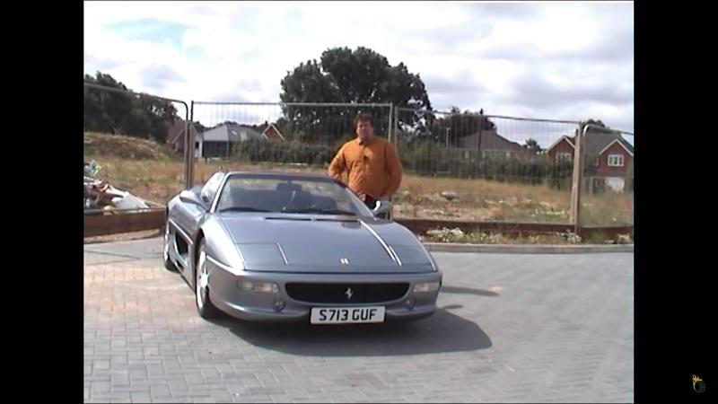 Party Like It's 1997 With This Review Of A Ferrari 355 F1 Spider