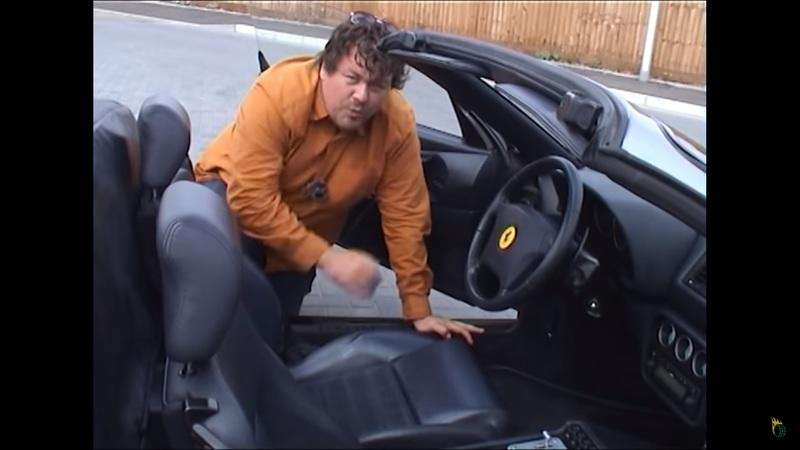 Party Like It's 1997 With This Review Of A Ferrari 355 F1 Spider - image 925646