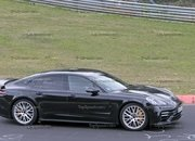 Porsche Panamera Turbo Facelift Goes For Nurburgring Record - image 924740