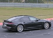 Porsche Panamera Turbo Facelift Goes For Nurburgring Record - image 924742