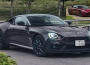 Someone Mixed the Aston Martin DB11 With a Fiat 124 Spider and It Actually Looks Good - image 925100