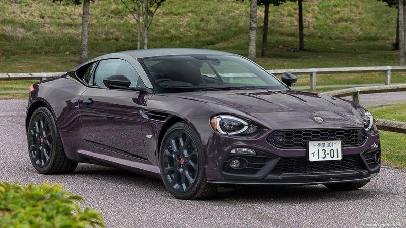 Someone Mixed the Aston Martin DB11 With a Fiat 124 Spider and It Actually Looks Good