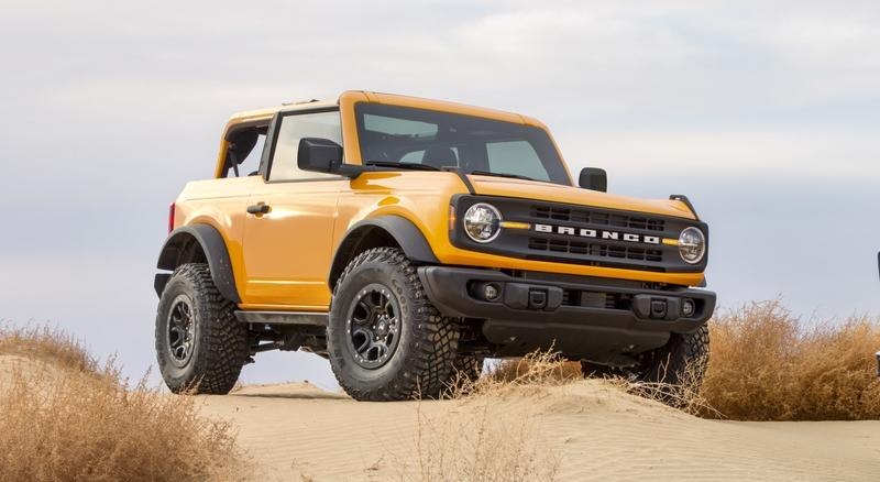 Thanks to Goodyear Tires, the Ford Bronco Is Forced to Carry the Wrangler Name With It