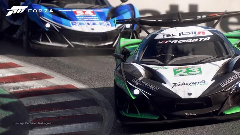 Thanks to the Xbox Series X, Forza Motorsport Is Going to Look Amazing