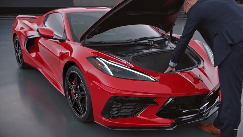 The 2020 Chevy C8 Corvette Has a Frunk Problem