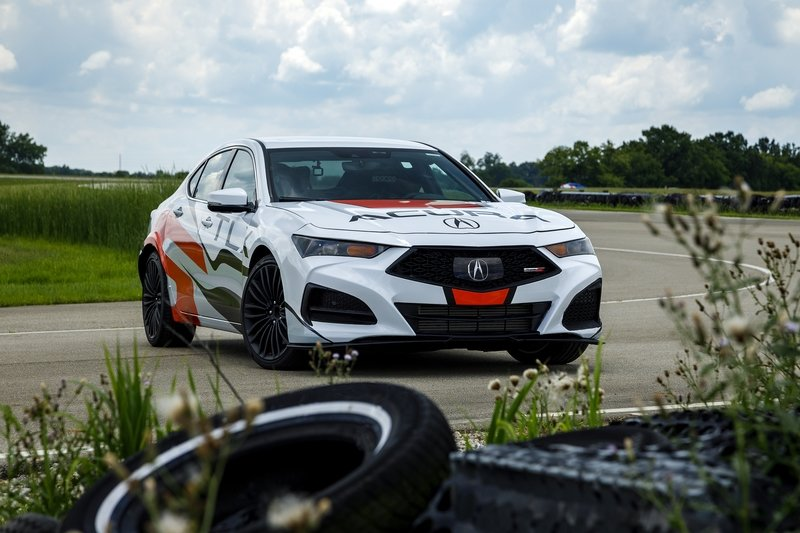 The 2021 Acura TLX Type-S Really Could Be the Dominate Compact Sports Sedan