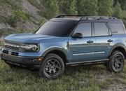 The 2021 Ford Bronco Sport is the Bronco's Not-So-Rugged Little Brother - image 920111
