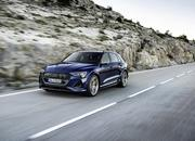 The Audi E-Tron S Is Still Heavy, But It Makes Up For That Weight with Ample Amounts of Power and Torque - image 922781