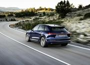 The Audi E-Tron S Is Still Heavy, But It Makes Up For That Weight with Ample Amounts of Power and Torque - image 922786