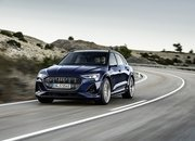 The Audi E-Tron S Is Still Heavy, But It Makes Up For That Weight with Ample Amounts of Power and Torque - image 922769