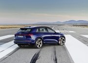 The Audi E-Tron S Is Still Heavy, But It Makes Up For That Weight with Ample Amounts of Power and Torque - image 922770