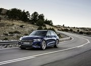 The Audi E-Tron S Is Still Heavy, But It Makes Up For That Weight with Ample Amounts of Power and Torque - image 922771