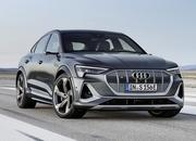 The Audi E-Tron S Is Still Heavy, But It Makes Up For That Weight with Ample Amounts of Power and Torque - image 922823