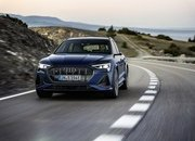 The Audi E-Tron S Is Still Heavy, But It Makes Up For That Weight with Ample Amounts of Power and Torque - image 922772